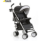 more details on Hauck Torro Pushchair with Footmuff and Raincover - Black.