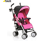 more details on Hauck Torro Pushchair with Footmuff and Raincover - Pink.