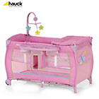 more details on Hauck Babycenter Travel Cot - Butterfly.