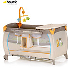 more details on Hauck Babycenter Travel Cot - Bear.