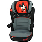 more details on Disney Mickey Mouse Group 2-3 Rway High Back Booster Seat.