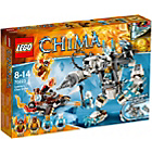 more details on LEGO® Chima Icebite's Claw Driller - 70223.