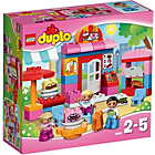 more details on LEGO® DUPLO® Cafe - 10587.