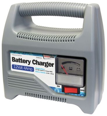 Car Battery Charger Replacing Thermal Overload Protection