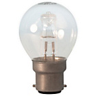 more details on Calex 18W BC Halogen 230v Golf Ball Bulb 10 Pack.