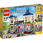 more details on LEGO® Toy and Grocery Shop - 31036.
