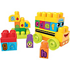 more details on Mega Bloks First Builders ABC Spell School Bus.