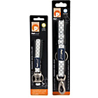 more details on Petface Grey Dots Medium Dog Collar and Lead Set.