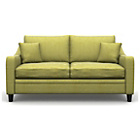 more details on Heart of House Newbury Regular Fabric Sofa - Olive.