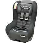 more details on Nania Maxim Group 0-1 Car Seat - Black.