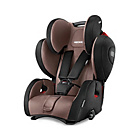 more details on RECARO Young Sport Hero Group 1-2-3 Car Seat - Mocca.
