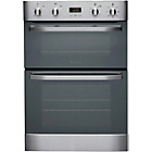 more details on Hotpoint DH93CX Double Electric Oven - Stainless Steel.