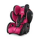 more details on RECARO Young Sport Hero Group 1-2-3 Car Seat - Pink.