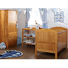 more details on Obaby Beverley 3 Piece Nursery Furniture Set - Country Pine.