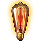 more details on Calex Vintage Squirrel Cage Filament Gold Tinted Glass.