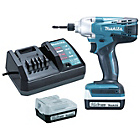 more details on Makita 14.4v Li-on Impact Driver with 2 Batteries.