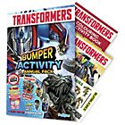 more details on Transformers 2015 Annual and Activity Bumper Pack.