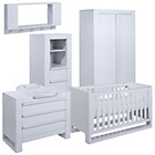 more details on Tutti Bambini Rimini 6 Piece Furniture Room Set.