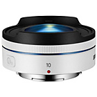 more details on Samsung 10mm f/3.5 Fish Eye Lens - White.