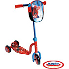 more details on Spider-Man - Tri Scooter with Bag.