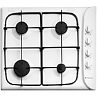 more details on Hotpoint Newstyle G640SW Hob - White