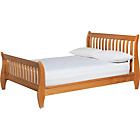 more details on Heart of House Maldon Kingsize Bed Frame - Oak.