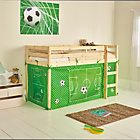 more details on Football Tent for Shorty Mid Sleeper Bed Frame.