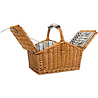 more details on Navigate Country 4 Person Wicker Picnic Basket.