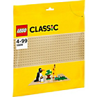 more details on LEGO® Sand Baseplate - 10699.