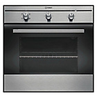 more details on Indesit FIM21KBIXGB Single Electric Oven - Stainless Steel.