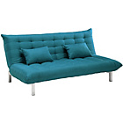 more details on Durdham Fabric Sofa Bed - Teal.