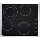 more details on Hotpoint CRM641DX Ceramic Hob - Black.