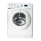 more details on Indesit XWA81252XW 8KG 1200 Washing Machine - Ins/Del/Rec.