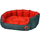 more details on Petface Oxford Extra Large Dog Bed - Red.