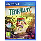 more details on Tearaway Unfolded PS4 Game.