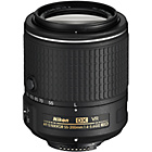 more details on Nikon AF S Nikkor 55-200mm f/4-5.6G ED VR 11 Lens - Black.