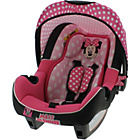 more details on Disney Minnie Mouse Group 0 Plus Infant Carrier Car Seat.