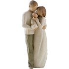 more details on Willow Tree Our Gift Figurine.
