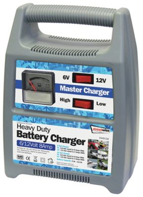 Buy Streetwize 8amp 12v Automatic Battery Charger At Argos