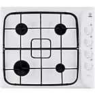 more details on Indesit PIM640ASWH Gas Hob - White/Ins/Del/Rec.