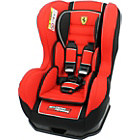 more details on Ferrari Cosmo Corsa Group 0-1 Car Seat.
