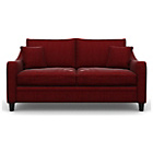 more details on Heart of House Newbury Regular Fabric Sofa - Wine.