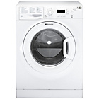 more details on Hotpoint WMAQF641P 6KG 1400 Washing Machine - Ins/Del/Rec.