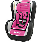 more details on Nania Cosmo Group 0-1 Car Seat - Agora Raspberry.
