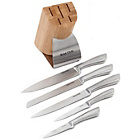 more details on Salter Serenity 5 Piece Knife Block.