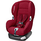 more details on MaxiCosi PrioriXP Group 1 Car Seat - Shadow Red.