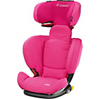 more details on MaxiCosi RodiFix Group 2/3 Car Seat - Berry Pink.
