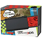 more details on New Nintendo 3DS Console - Black.