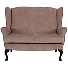 more details on Carrington Regular Fabric Sofa - Mink.