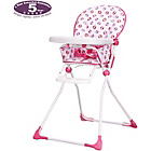 more details on Disney Highchair - Minnie Circles.
